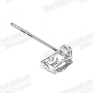 1615454  CARRIAGE ASSY., SEC  EPSON WORKFORCE PRO WF-4630