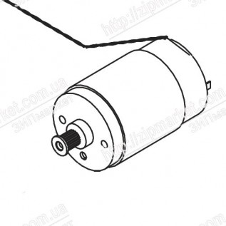 1548481  MOTOR ASSY, CR  EPSON EXPRESSION HOME XP-312 / 313 / 315 / 205 / 207