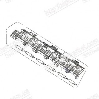 1569341 PAPER, GUIDE, UPPER  ASSY., CC05, EPPI EPSON EXPRESSION HOME XP-312 / 313 / 315 / 205 / 207