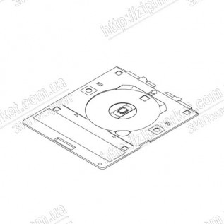 1572245 TRAY, CDR  EPSON XP- 850 / 800 / 801 / 802