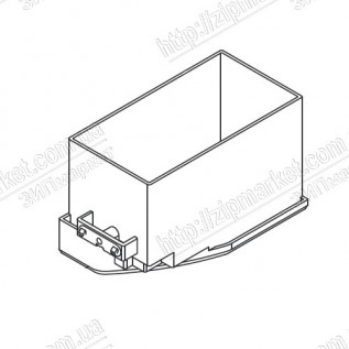 1577779, 1611102 TRAY, POROUS PAD, INK EJECT ASSY  EPSON XP- 850 / 800 / 801 / 802