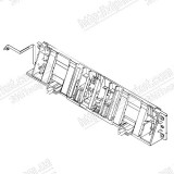 1577825 PAPER GUIDE, FRAME, BANK ASSY  EPSON XP- 850 / 800 / 801 / 802