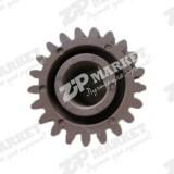 RS6-0356 Шестерня, 21T резинового вала HP LJ 5000 / 5100 / Canon GP160