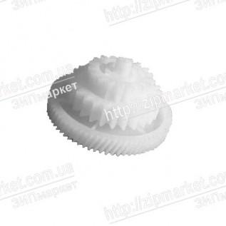 RU5-0177 Шестерня, 27T / 18T привода прижимного и выходного валов HP LJ 1010 / 1012 / 1015 / 1018  / Canon LBP 2900 / 3000 / FAX - L100 / L120 / L95 / L160 / L140