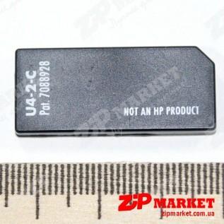 U4-2CHIP-C Чип картриджа HP LJ  4600 / 4650 / 4610 / 5500 / 5550 Cyan Static Control (SCC)