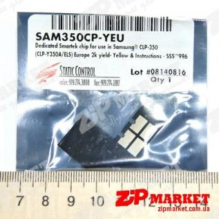SAM350CP-YEU Чип картриджа Samsung CLP-350