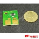 Чип картриджа Lexmark L250 Static Control (SCC)
