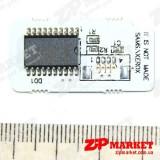 CLT-K508L Чип картриджа SAMSUNG CLP-615 / 620 / 670 / CLX-6220FX Black 5K