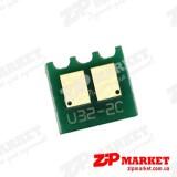 U32CHIP-C10 Чип картриджа HP CLJ Pro CP1025 / CP1525 / CM1415 MFP Static Control (SCC) Cyan
