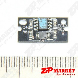 Чип картриджа Minolta MC1600, одноразовый  Cyan
