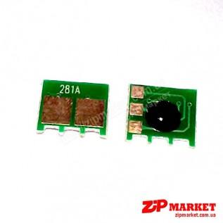 H630CP Чип  картриджа HP Enterprise M605 / M606 / M630 CF281A 10.5k Static Control