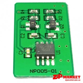 29401 RMSD4725A Чип картриджа SAMSUNG SCX-4725 3K DELCOPI