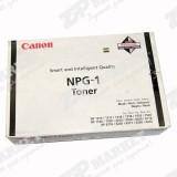 1372A005 Тонер - туба NPG-1 (T190g) OEM Canon NP1015 / NP1200 / NP1215 / NP1218 / NP1510 / NP1520 / NP1530 / NP1550 / NP1820 / NP2010 / NP2015 / NP2020 / NP2120 / NP2215 / NP2700 / NP6020 / NP6116 / NP6216 / NP6220 / NP6317 / NP6416