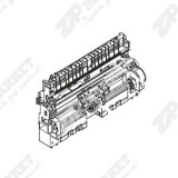 FM3-5684-000 Узел протяжки Canon LBP-3250 PICK-UP TRANSFER FRAME ASS'Y