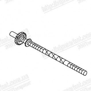 1572152 SHAFT,ROLLER,PICK UP ASSY МФУ EPSON  XP-520 / 760