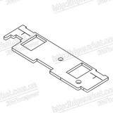 1571762 POROUS PAD, PAPER GUIDE, LOWER  EPSON XP-605 / 520 / 850 / 800 / 801 / 802 / 760