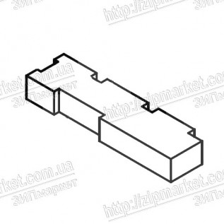 1571764 POROUS PAD,PAPER GUIDE,LOWER,C EPSON XP-605 / 850 / 800 / 801 / 802
