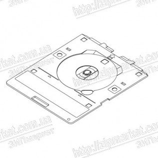 1579150 TRAY,CDR,B  EPSON EXPRESSION PREMIUM XP-605