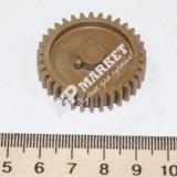 RS5-0922 Шестерня резинового вала 34T CANON NP -6512 / PC 800 / HP LJ 4000 / 4050 / 4100