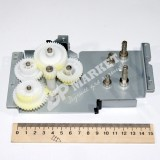 RM1-3746 Узел привода термоузла HP LJ P3005 / M3027 / M3035
