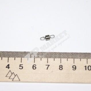 RU5-2324 Пружина замка пластины лотка HP LJ P2015 / P2014 / M2727