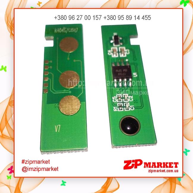 1801332 Чип картриджа  для Samsung SL-C430W / С480W 1000 копий  Cyan АНК  фото 1