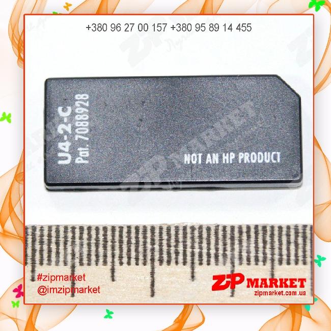 U4-2CHIP-C Чип картриджа HP LJ  4600 / 4650 / 4610 / 5500 / 5550 Cyan Static Control (SCC) фото 1