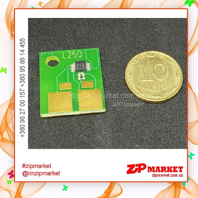 Чип картриджа Lexmark L250 Static Control (SCC) фото 1