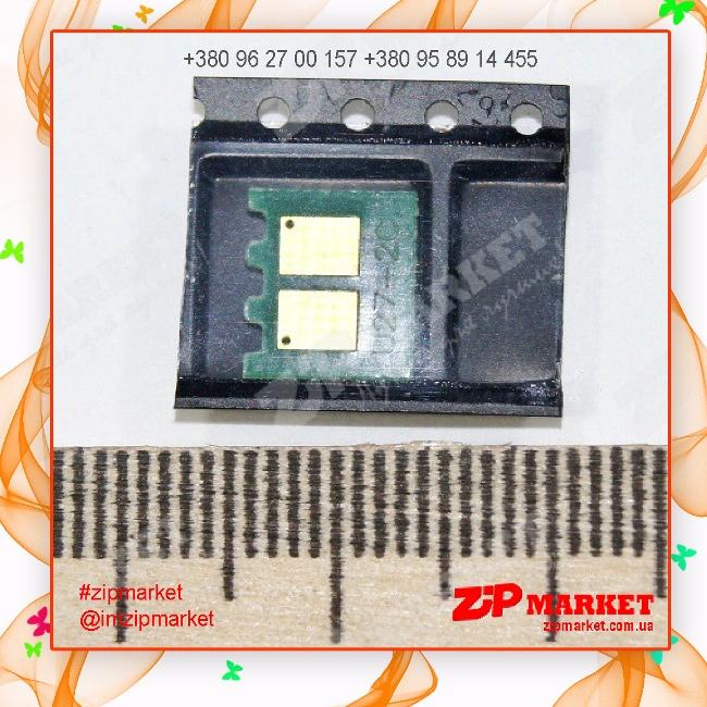 U27-2CHIP-C10 Чип универсальный куртриджа HP CP1515 / CP1215 / CP1518 / CP2025 / СР3525 Cyan Static Control (SCC) фото 1