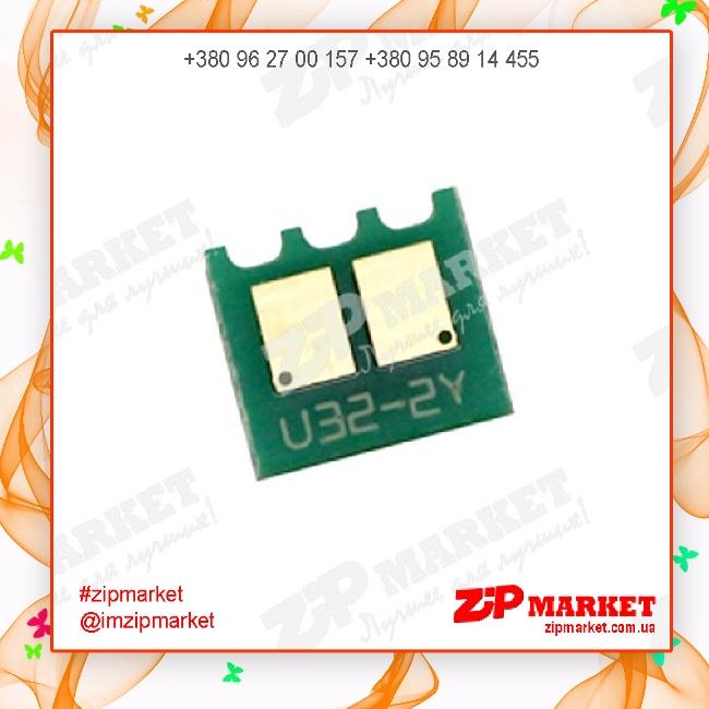 U32CHIP-Y10 Чип картриджа HP Color LJ Pro CP1025 / CP1525 / CM1415 MFP Static Control (SCC) Yellow фото 1