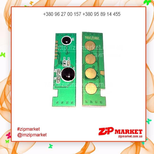 CLT-Y406 Чип картриджа SAMSUNG CLP-360 / 362 / 363 / 364 / 365 / 365W / 367W / 368 Samsung CLX-3300 / 3302 / 3303 / 3303FW / 3304 / 3305 / 3305W / 3305FW / 3305FN / 3307FW Multi-regional АНК YELLOW 1 K фото 1