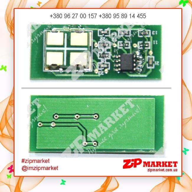 1801370 Чип для картриджа SAMSUNG CLP-600 / 650 АНК Yellow фото 1