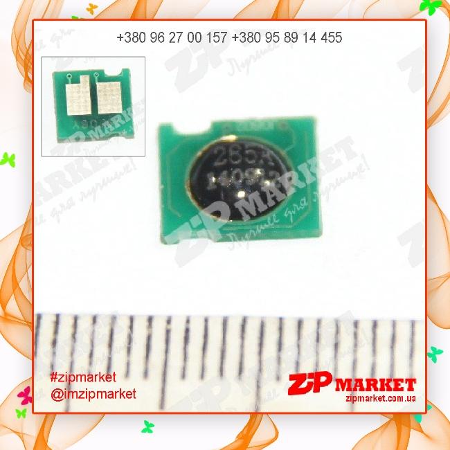 1800735 Чип картриджа HP LJ P1100 / P1102W / M1130 / M1210 JND АНК  фото 1
