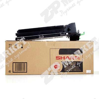Тонер SHARP AR-160/161/200/205 (AR-200LT) (610 g / Bottle) KATUN (45018441)