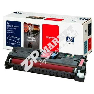 Тонер НР CLJ 2500 Magenta Static Control (SCC) HP2500-MA банка 150г