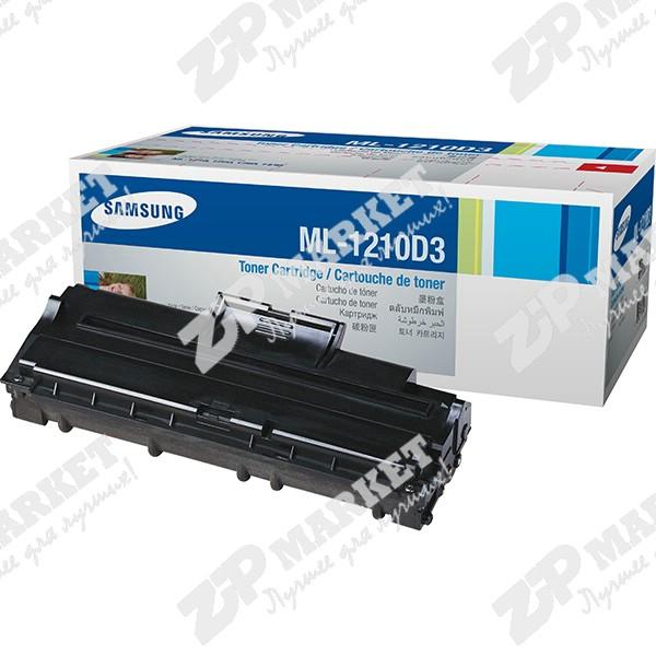 TRLE210-60B Тонер для принтера Samsung ML-1210 / Lexmark LE210 Static Control (SCC)  60г  фото 3