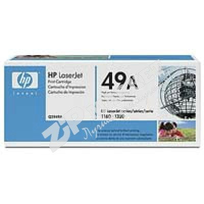 HP1320-135B Тонер - банка HP LJ 1160 / 1320 / 3390 / 3392 / CANON LBP-3300 / 3360 Static Control (SCC)   135г