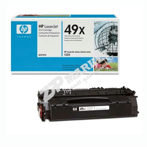 HP1320-290B Тонер - банка HP LJ 1320 / 1160 Static Control (SCC) 29