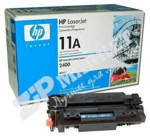 HP2430-300B  Тонер  - банка HP LJ 2410 / 2420 / 2430 Black Static Control 300г.