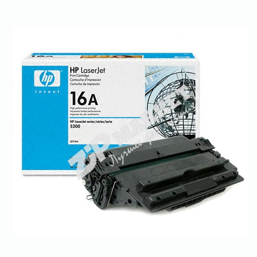 Тонер HP LJ 5200 Static Control (SCC) TRHP52-580B-OS банка 580г
