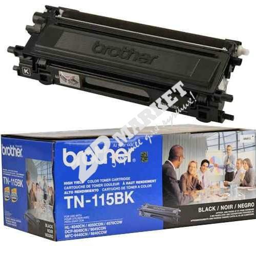 Тонер для принтера Brother HL-4040/4050/4070, SCC B4040-150B-KOS банка 150г