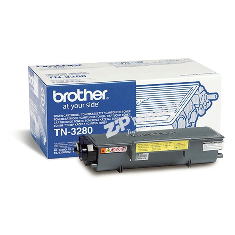 B5350-225B-OS Тонер - банка BROTHER HL-5340D / 5350DN / HL5370W / 5380DN 225г.Black Static Control