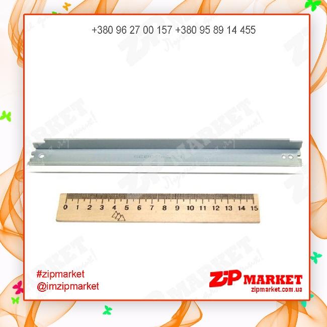 HP1505BLADE Ракель картриджа, лезвие очистки  HP LJ P1005 / 1006 / 1007 / 1008HP / P1505 / M1120 / M1522 Static Control SCC фото 1