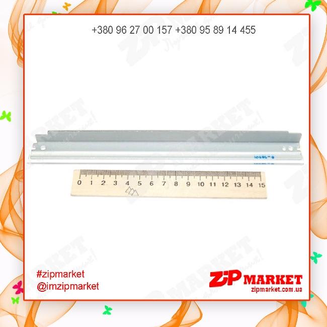LP163 / 030038 / DLC Ракель картриджа, лезвие очистки HP LJ P1005 / 1006 / 1505 Kuroki фото 1