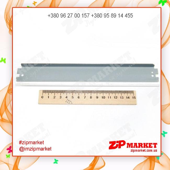 LP168M Ракель картриджа, лезвие очистки HP LJ P4014 / 4015 / 4515 Kuroki фото 1
