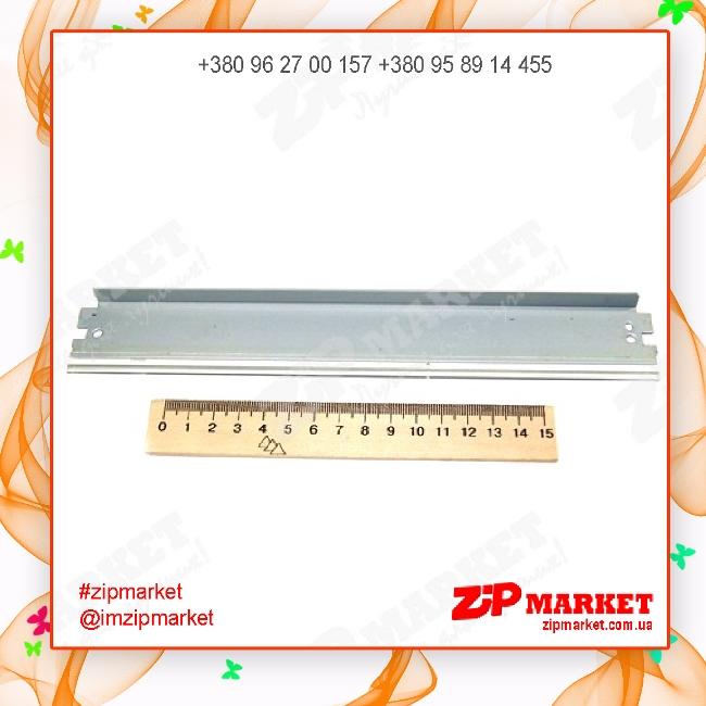 2300660 Ракель картриджа, лезвие очистки  HP LJ 4000 / 4100 / P4014 / P4015 АНК фото 1