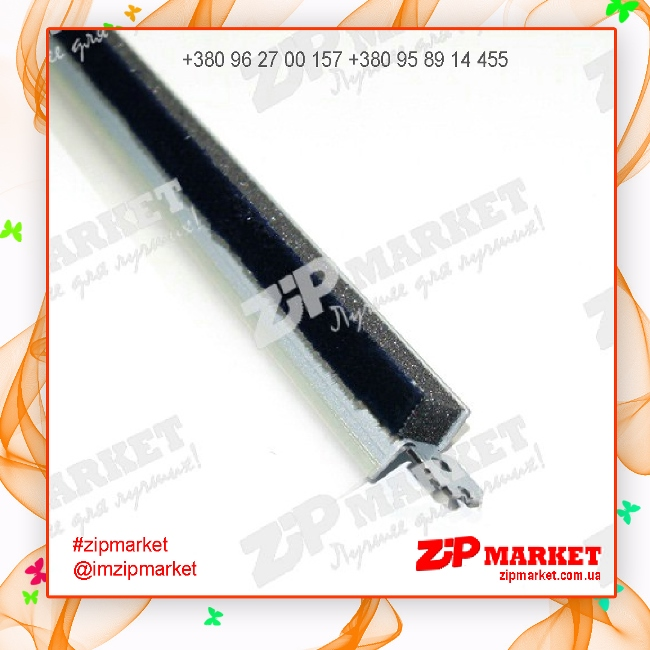 2300895 / 2300891 Лезвие чистящее, очистки, ракель SAMSUNG ML-1660 / 1661 / 1665 / 1666 / SCX-3200 / 3205 АНК  фото 1