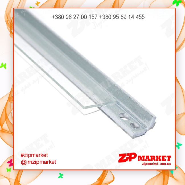 HP2055DBLADE Дозирующее лезвие картриджа HP P2035 / P2055 Static Control SCC фото 1