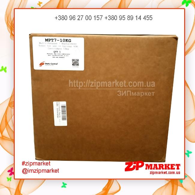 MPT7-10KG Тонер HP LJ P1505 10кг. Black Static Control Universal фото 1