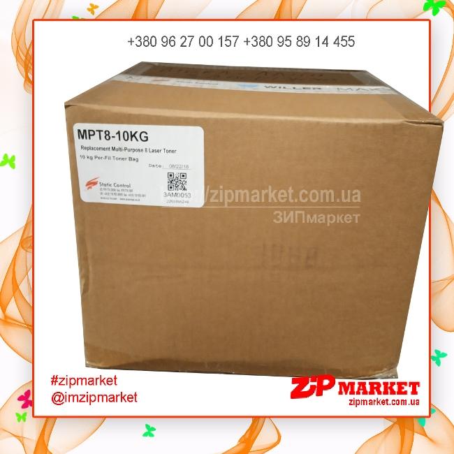 MPT8-10KG Тонер универсальный 8 HP / Canon 10кг  фото 1